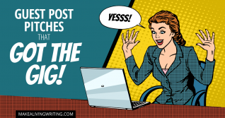 3 Guest Post Pitch Emails That Got the Gig