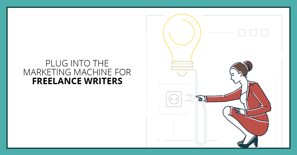 The Six-Figure Marketing Machine for Freelance Writers. Makealivingwriting.com
