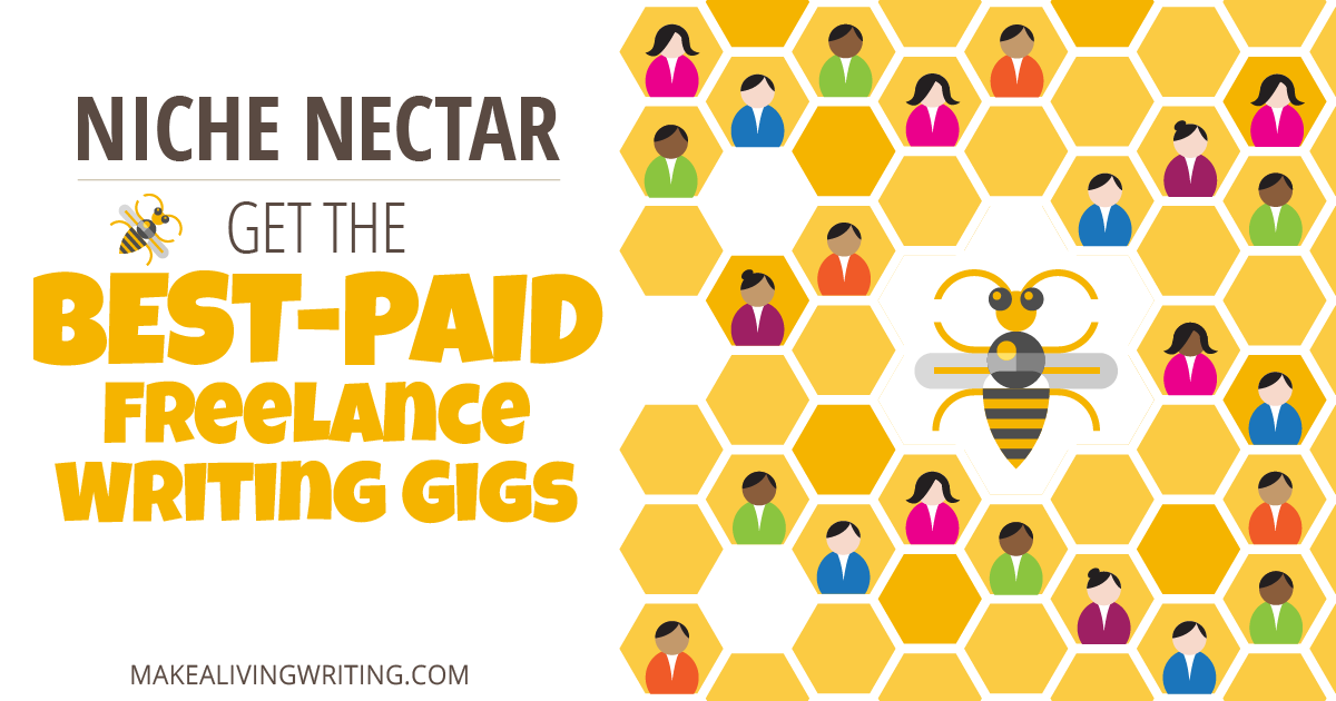 Freelance Writing Gigs With Great Pay: 50 Niches to Explore